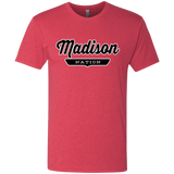 Vintage Red / S Madison Nation T-shirt - The Nation Clothing