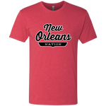 Vintage Red / S New Orleans Nation T-shirt - The Nation Clothing