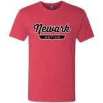Vintage Red / S Newark Nation T-shirt - The Nation Clothing