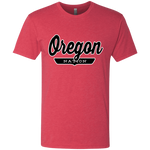 Vintage Red / S Oregon Nation T-shirt - The Nation Clothing
