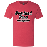 Vintage Red / S Overland Park Nation T-shirt - The Nation Clothing