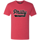 Vintage Red / S Philly T-shirt - The Nation Clothing