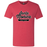 Vintage Red / S Santa Monica Nation T-shirt - The Nation Clothing