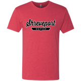 Vintage Red / S Shreveport Nation T-shirt - The Nation Clothing