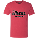 Vintage Red / S Texas Nation T-shirt - The Nation Clothing