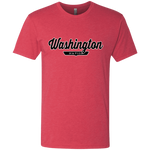 Vintage Red / S Washington D.C. Nation T-shirt - The Nation Clothing
