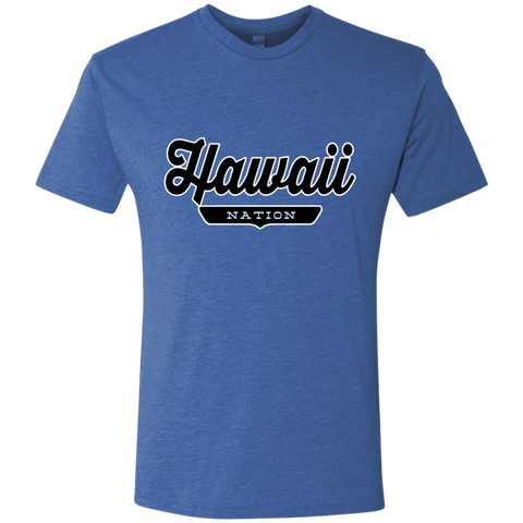 Vintage Royal / S Hawaii Nation T-shirt - The Nation Clothing