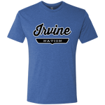Vintage Royal / S Irvine Nation T-shirt - The Nation Clothing