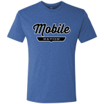 Vintage Royal / S Mobile Nation T-shirt - The Nation Clothing