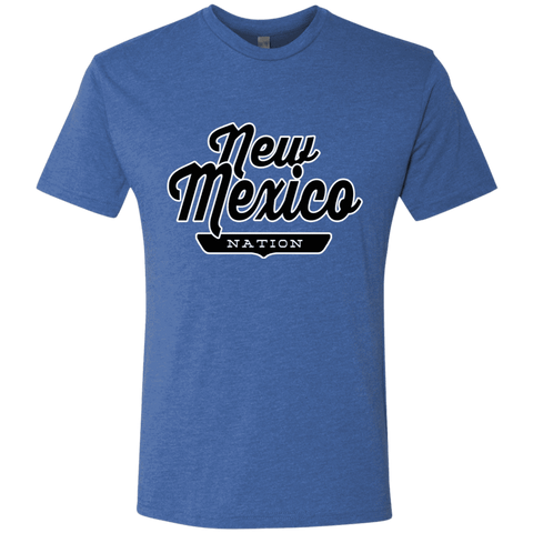 Vintage Royal / S New Mexico Nation T-shirt - The Nation Clothing