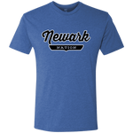 Vintage Royal / S Newark Nation T-shirt - The Nation Clothing