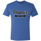 Vintage Royal / S Phoenix Nation T-shirt - The Nation Clothing