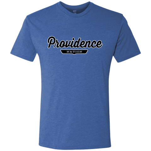 Vintage Royal / S Providence Nation T-shirt - The Nation Clothing