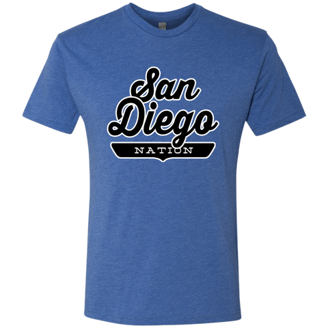 Vintage Royal / S San Diego Nation T-shirt - The Nation Clothing