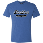 Vintage Royal / S Stockton Nation T-shirt - The Nation Clothing