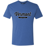 Vintage Royal / S Vermont Nation T-shirt - The Nation Clothing