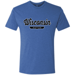 Vintage Royal / S Wisconsin Nation T-shirt - The Nation Clothing