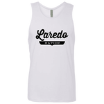 White / S Laredo Nation Tank Top - The Nation Clothing