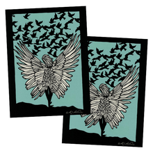 Load image into Gallery viewer, Greeting Card #52 If I Had Wings