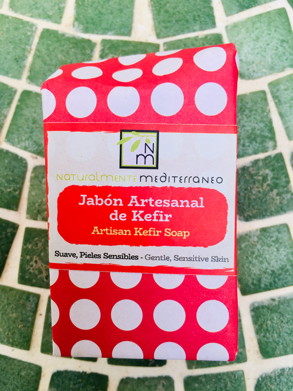 Keffir Natural Mediterráneo soap