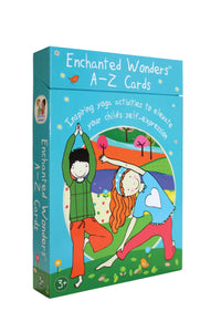 Enchanted Wonders A-Z Yoga Cards for children