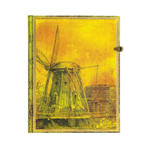 Notebook Windmill Rembrandt