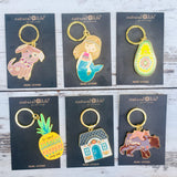 Natural Life Keyrings