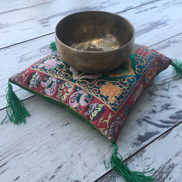 Singing Bowl Cushion