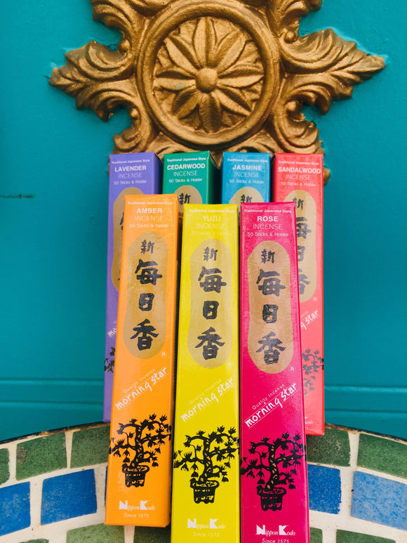 Quality Incense Morning Star