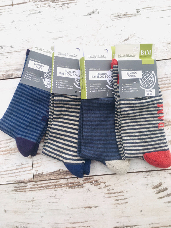 Bamboo Socks for women