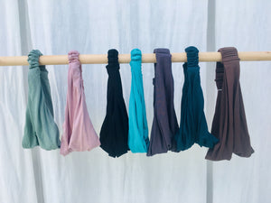 One Colour Bandana's