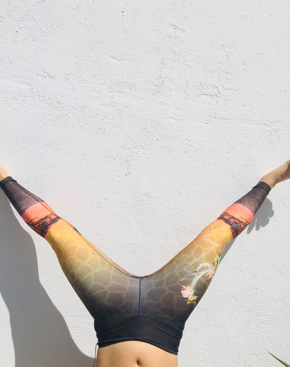 Savannah Leggings Recycled Bottles