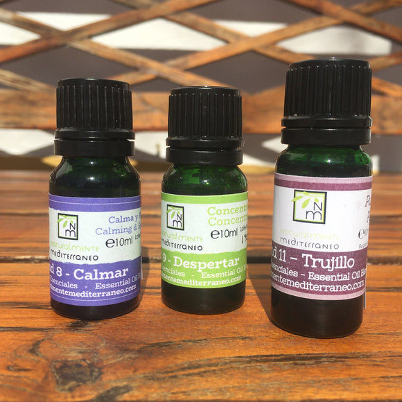 Essential Oils Blends