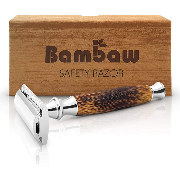 Eco Friendly Bamboo Safety Razer / Unisex