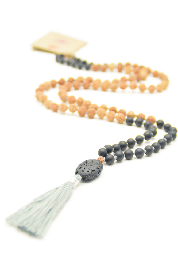 Earth Walk Mala