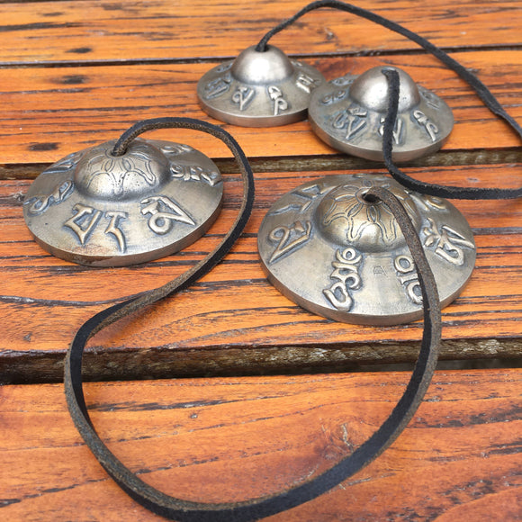 Engraved Cymbals