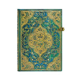 Turquoise Chronicles Notebook Midi