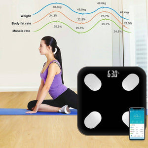 Smart LED Weight Scale