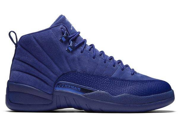 Jordan 12 Deep Royal Blue