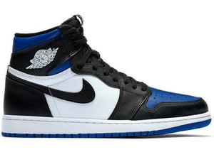 Air Jordan 1 Retro High Black Game Royal