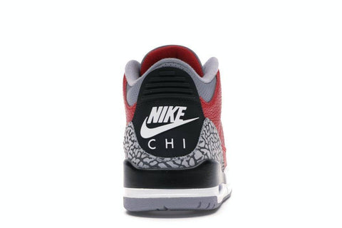 Jordan 3 Fire Red Cement (CHI)