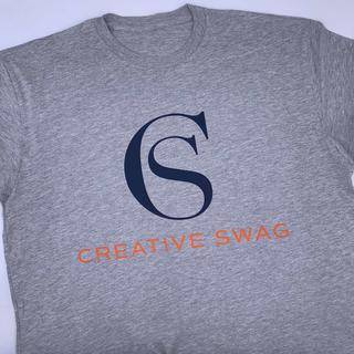 Creative Swag - Dark Blue & Orange