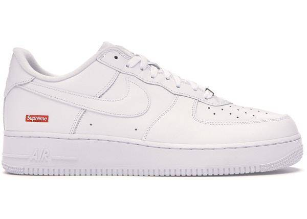 Nike Air Force 1 Low Supreme White