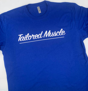 Tailored Muscle - White