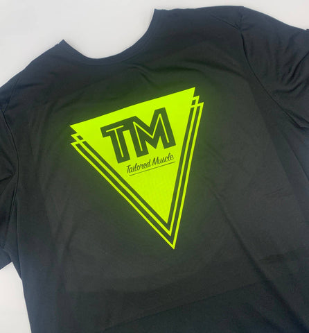 Image of Tailored Muscle - Neon Yellow