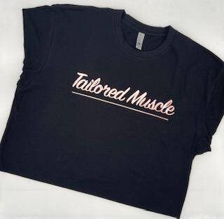 Tailored Muscle - Rose Gold