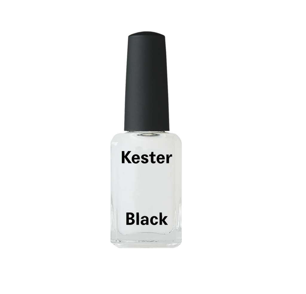 Kester Black Matte Top Coat