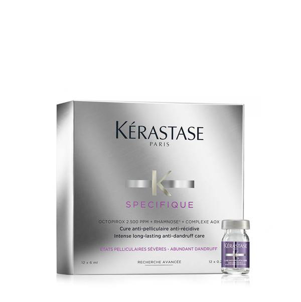 Kérastase Cure Anti-Pelliculaire Treatment (12 x 6ml)
