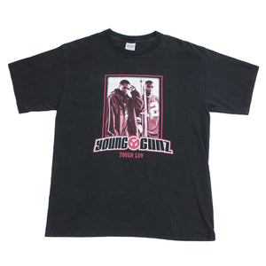 "Vintage 2007 Young Gunz ""Tough Luv"" Album Promo Shirt - L"