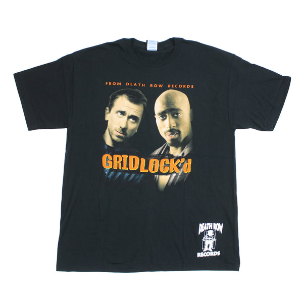Vintage 2005 Death Row Records x Gridlock'd Movie Shirt